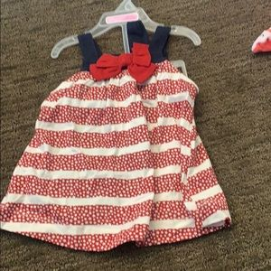 BNWT Children's Place Dress 3-6 months